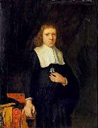 Portrait of a gentleman Jacobus Vrel