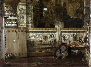 An Egyptian widow in the Time of Diocletian (mk23) Alma-Tadema, Sir Lawrence