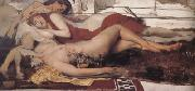 Exhausted Maenides (mk23) Alma-Tadema, Sir Lawrence