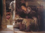 Welcome Footsteps (mk23) tadema