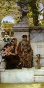 In the Time of Constantine (mk23) Alma-Tadema, Sir Lawrence