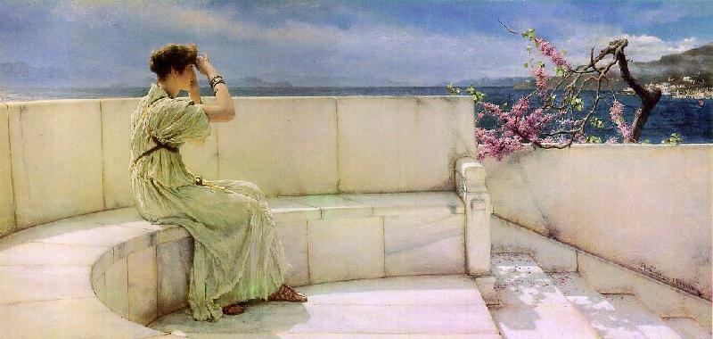 Alma Tadema Expectations