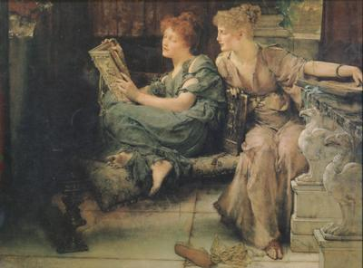 Alma-Tadema, Sir Lawrence Comparisons (mk24)