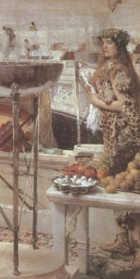 Alma-Tadema, Sir Lawrence Preparations in the Coliseum (mk23)